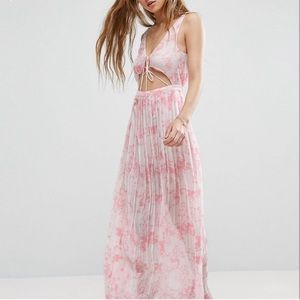 ASOS Beach Cover Up Maxi Dress